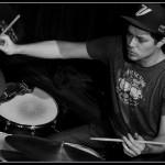 Omar Menéndez - batería