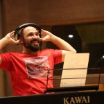 Sebastián Zanetto - Estudio Moebio - 2do disco foto Andrea Romio