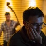 Sebastian Notte tecnico - Estudio Moebio - 2do disco foto Andrea Romio