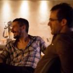 Nico y Seba - Estudio Moebio - 2do disco foto Andrea Romio