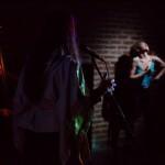 Lucila Ruiz bailarina - Encuentros Superpuestos - Residual fotos Andrea Romio