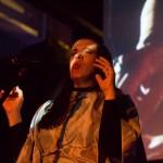 Victoria Zotalis voz - Encuentros Superpuestos - Residual fotos Andrea Romio