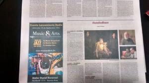 La Nacion -music&arts